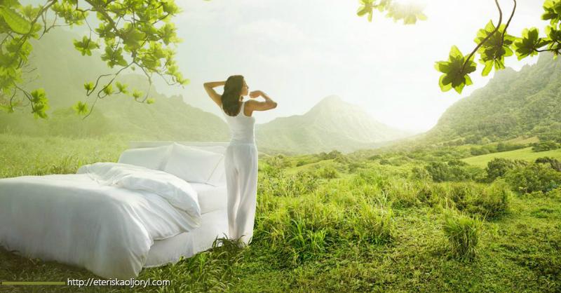Eteriska oljor för bättre sömn