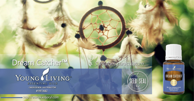 Dream Catcher™ oljeblandning