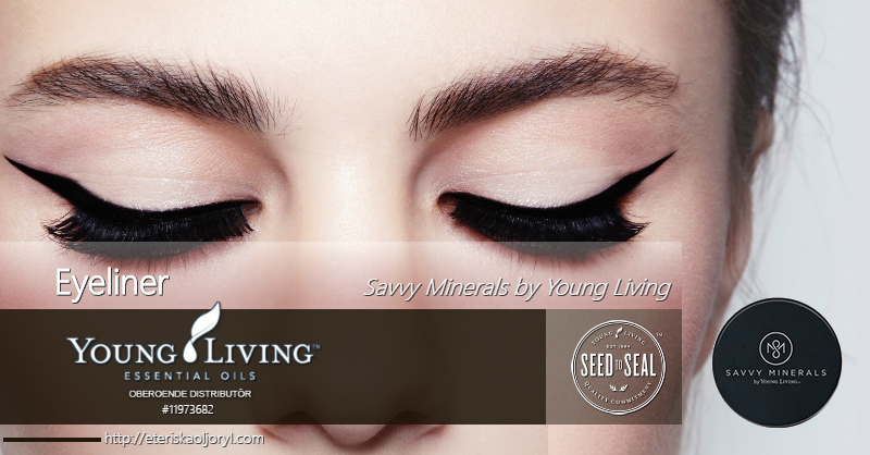 Eyeliner - Savvy Minerals by Young Living