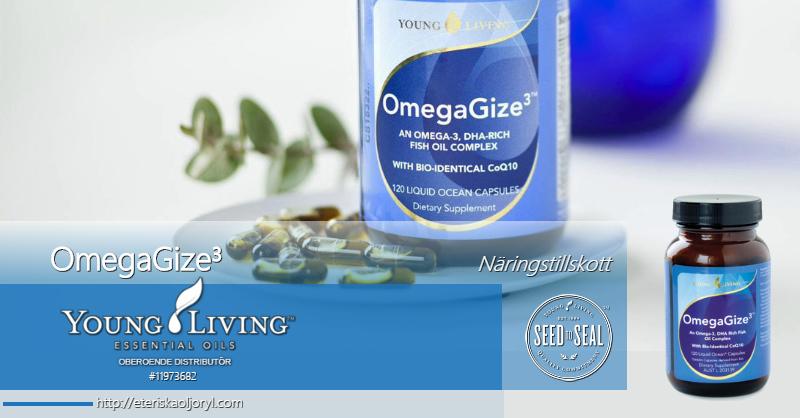 OmegaGize³ näringstillskott