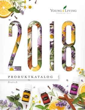 Young Living produktkatalog 2018