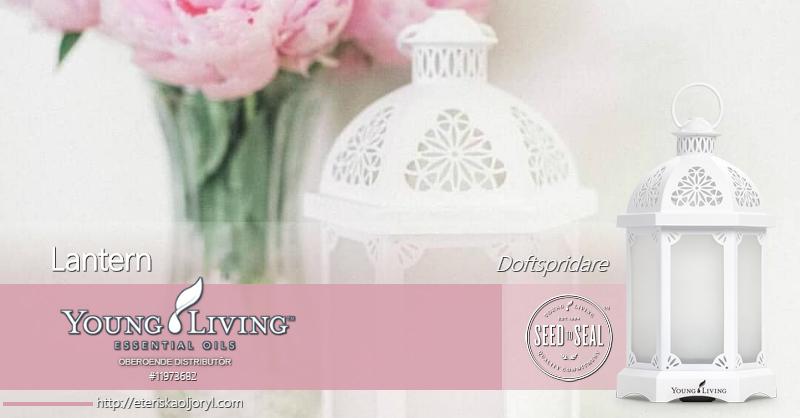 Lantern doftspridare och luftfuktare